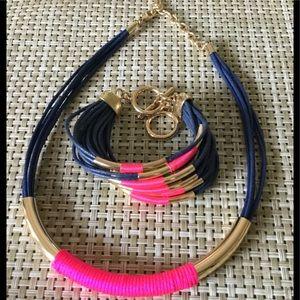 Jewelry - Necklace/Bracelet Set